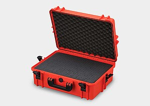 RoseCase ProSecure: the strong cases and boxes for indoor and outdoor uses.