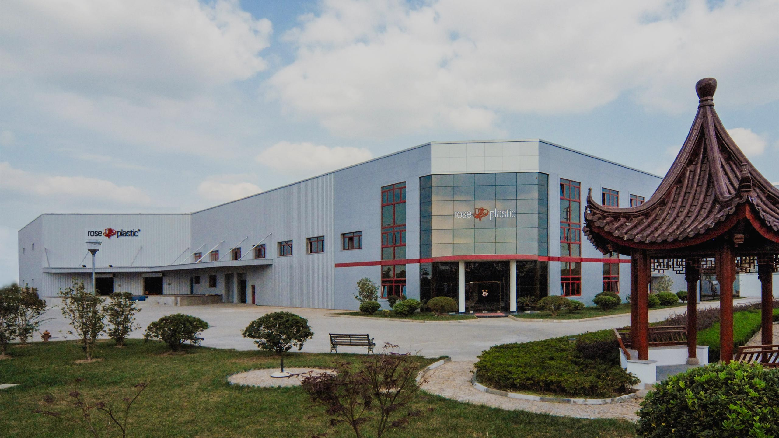 rose plastic Kunshan is located in Kunshan in Jiangsu Province, China